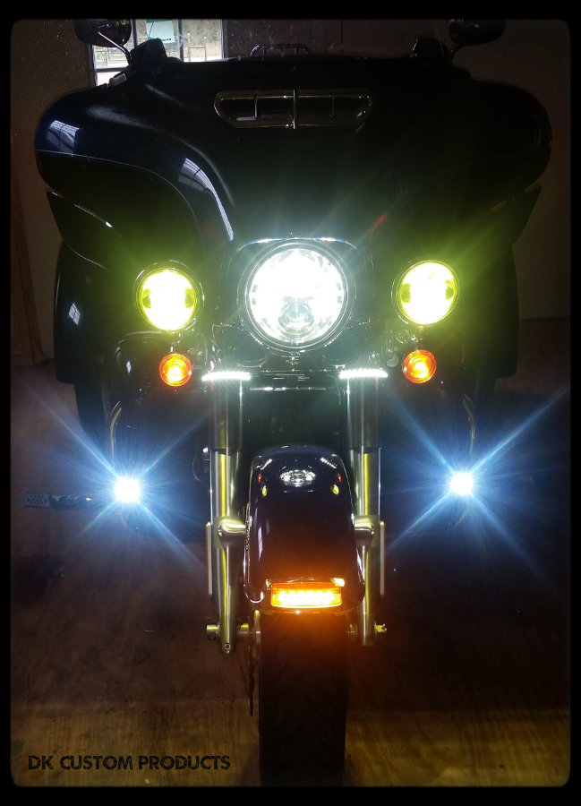 Fog Lamps On My 2017 Road Glide Special Page 3 Harley